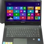 Ноутбук Lenovo S40-70-80 Intel Pentium 3558U X2, Новосибирск