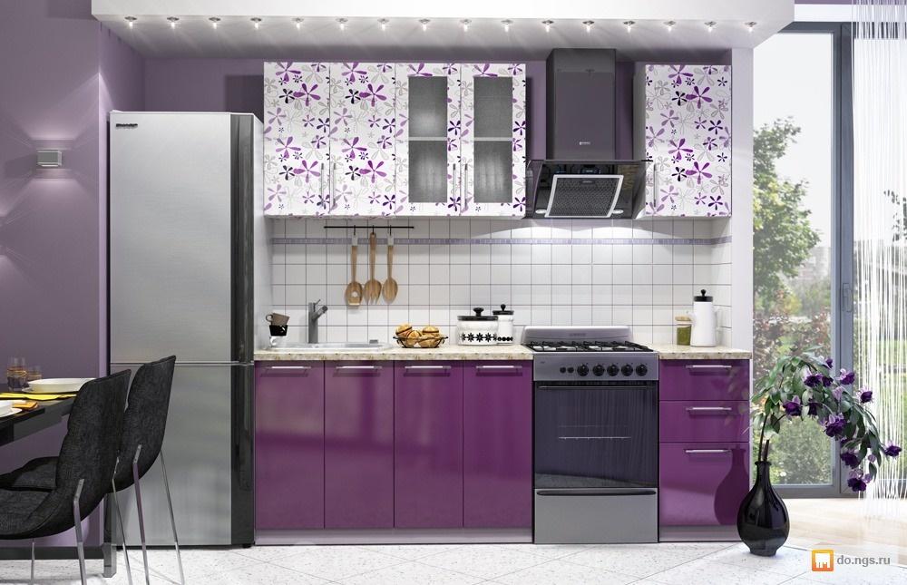 Кухонный гарнитур Флора 1,6