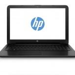 Ноутбук HP 15-AF155UR AMD E2 6110 X4, Новосибирск