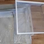 Металлические решетки для чугунных радиаторов, Новосибирск