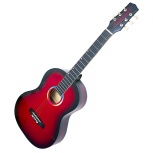 Красная гитара новая, Новосибирск
