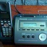 Радиотелефон-факс Panasonic KX-FC228RU, Новосибирск