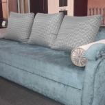 Продается диван! В подарок пуфик!, Новосибирск