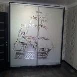 двери купе для шкафов, Новосибирск
