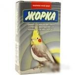 Жорка гравий+ кальций для крупных попугаев, Новосибирск