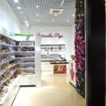 Продам магазин натуральной косметики в трц галерея новосибирск., Новосибирск