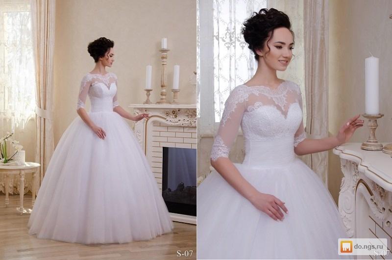 Новосибирск свадебные платья опт