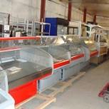 Компания по продаже торгового и технологического оборудования, Новосибирск