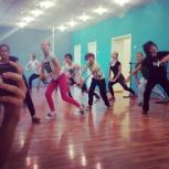 Школа танца для детей, Новосибирск