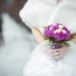 Продам свадебную шубку, Новосибирск