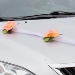 Свадебная лента на машину, Новосибирск