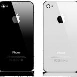 Задняя крышка на iPhone 4 и 4S, Новосибирск