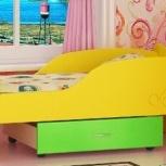 Кровать детская с ящиком, Новосибирск