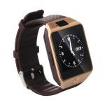 Умные часы Smart Watch And Phone DZ09, Новосибирск