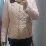 Куртка розовая на осень, Новосибирск