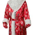 продам костюм деда мороза новый карнавальный, Новосибирск