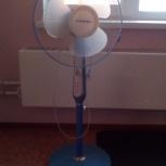 Продам напольный вентилятор lentel, Новосибирск