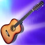 12-Струнная гитара Amistar N-120, Новосибирск