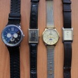 Часы Rolex,Q&Q,Bylgari, Новосибирск