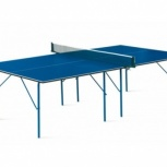Теннисный стол домашний Start Line Hobby - 2 6010, Новосибирск