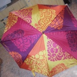 Зонт-трость, Новосибирск