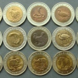 Куплю монеты из серии Красной книги РФ, Новосибирск