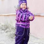 Зимний теплый комбинезон костюм на девочку ленне керри новинка, Новосибирск