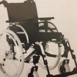 Инвалидная кресло-коляска, Новосибирск