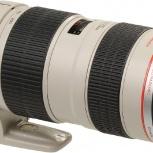 Продам объектив Canon 70-200 f2.8 usm, Новосибирск