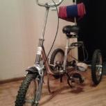 """Велосипед для детей с ДЦП """"Велодоктор"""", Новосибирск"""