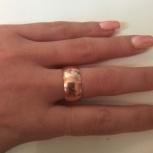 Продам кольцо золотое старинное, Новосибирск