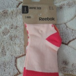 Носочки для девочки REEBOK, Новосибирск