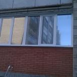 Окна пластиковые, алюминиевые системы, Новосибирск