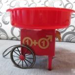 Аппарат для приготовления сахарной ваты, Новосибирск