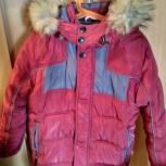 Продается зимний пуховик на мальчика  Рост 116, Новосибирск