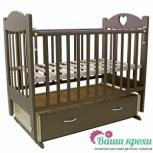 Детская кроватка с матрасом, Новосибирск