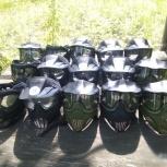 Продается пейнтбольное оборудование, Новосибирск