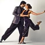 Обучение Аргентинскому танго, Новосибирск