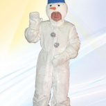 Снеговик, Новосибирск