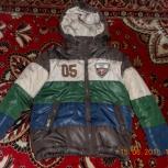 Продам весеннюю куртку для мальчика, Новосибирск