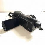 Видеокамера conon legria hf g10 продам, Новосибирск