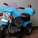 Продам электромобиль мотоцикл, Новосибирск