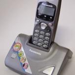 Продам радиотелефон Panasonic KX-TCD725RU, Новосибирск