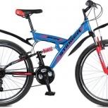 """Горный велосипед stinger 26"""" banzai; 18 рама, Новосибирск"""
