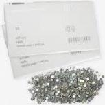 Стразы ss4 crystal стеклянные 1уп-1440шт, Новосибирск