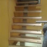 Изгатовим лестницы в дом, котедж, Новосибирск