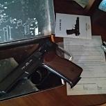 Пневматический пистолет Gletcher GLSN51, Новосибирск