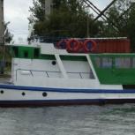 Продам комфортабельный катер, Новосибирск