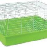 Клетка для кроликов 71,5*47*36,5 см TRIOL, Новосибирск
