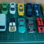 Машинки хотвилз, Новосибирск